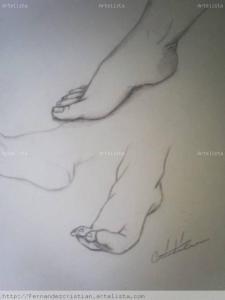 15 opciones para comenzar a realizar dibujos a lápiz de figura humana (5)