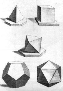 Dibujos geométricos a lápiz (10)