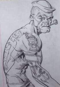 15 Dibujos a lápiz para tatuajes (10)