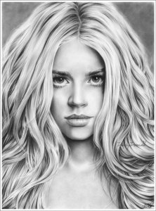 15 Dibujos de rostros (7)