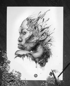 15 dibujos a lapiz asombrosos (4)