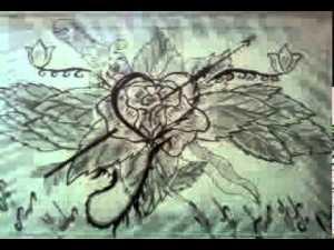Dibujos a lapiz chidos y fáciles (8)