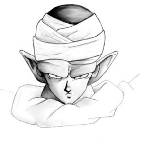 Dibujos a lápiz de dragon ball z (1)