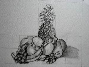 10 Ideas para comenzar a dibujar bodegones (7)