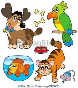 13 Hermosos dibujos de mascotas (2)