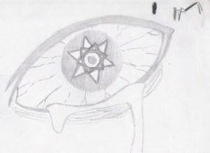 10 Dibujos a lapiz de Naruto (5)