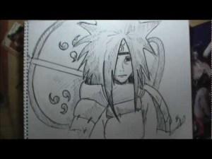 10 Dibujos a lapiz de Naruto (9)
