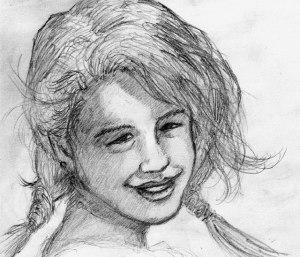 11 Dibujos a lápiz básicos y fáciles (6)
