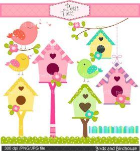 10 Dibujos de casas (2)