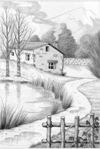 10 Dibujos de casas (6)