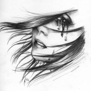 10 Nuevos dibujos con lápiz blanco (8)