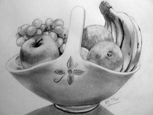 11 bellos dibujos a lápiz con sombras (7)