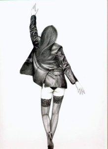 10 dibujos a lápiz de pinterest (9)