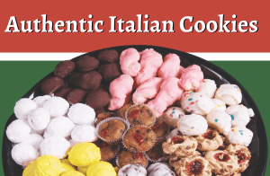 Authentic Italian Cookies