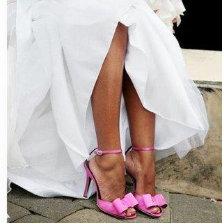 sapato noiva Como escolher os Sapatos da Noiva para o Casamento