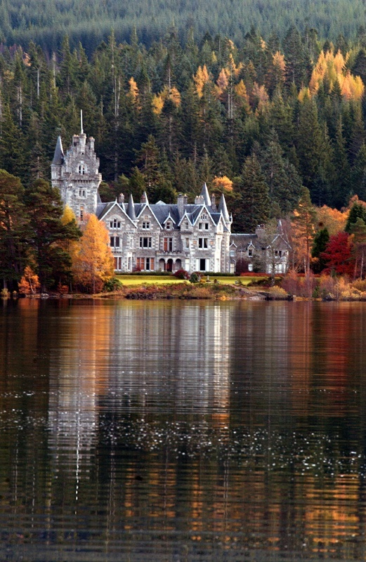 Castle Ardeverkie