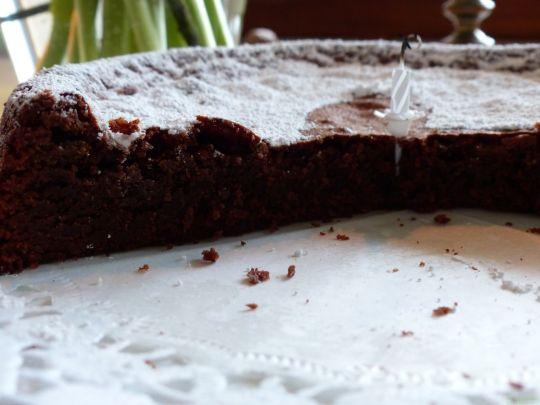 perfect chocolate cake  14 © www.dieblauenstunden.com