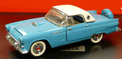 franklin-mint-1956-ford-thunderbird