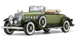 danbury-mint-1930-cadillac-v-16-roadster