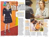Second Chance Melissa George NBC's THE SLAPTV Soap Magazine