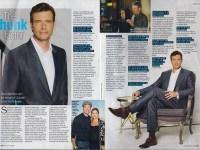 Scott Foley – The Hunk Factor  TV Soap Magazine