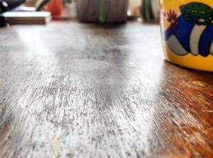uma mesa