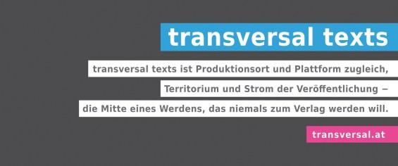 Grafik transversal texts