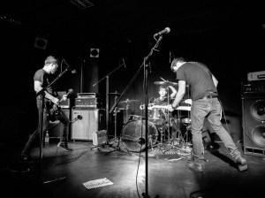 Im Jänner 2016 wird die Band noch dreimal das tun, was sie stets am liebsten getan hat. Foto Martin Baumann