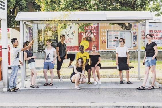 Theater und Alltagsperspektiven von Pangea/Werkstatt der Kulturen der Welt. Foto Bettina Gangl / PANGEA