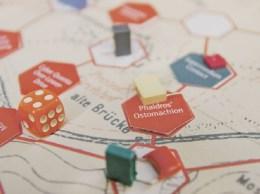 Das Spiel im Detail. Foto Qujochö