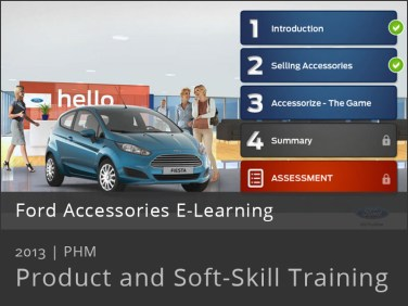 Product and Soft-Skill Training