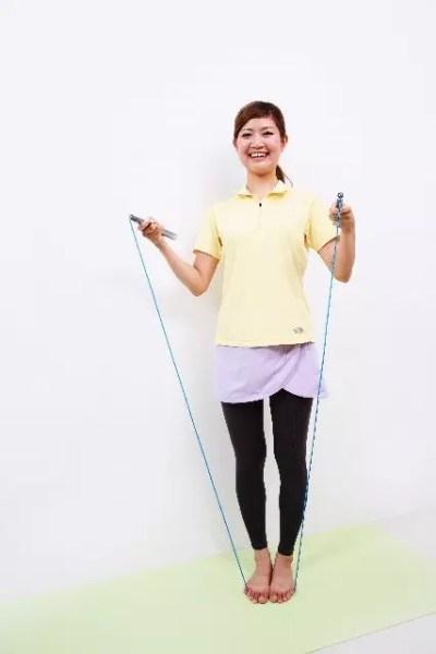 縄跳びダイエットでふくらはぎの足痩せと消費カロリー!