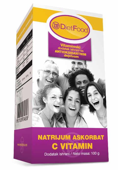 c vitamin natriumaskorbat