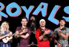 "Video Of The Day: Lorde's ""Royals"" by Walk Off The Earth"