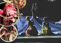 Folclore brasileiro em evidência na Casa das Artes