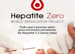 Ação pela 'Hepatite Zero' ocorre neste sábado em Bento