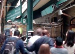 Acidente de trem em Nova Jersey mata brasileira e deixa mais de 100 de feridos