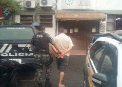 Mais de 9 mil pessoas foram presas na Serra em 2016