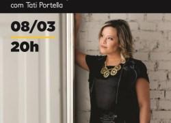 Tati Portella faz show em Bento Gonçalves