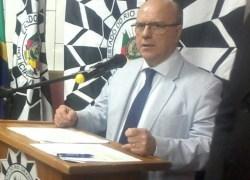 Secretário Schirmer participa de reunião da Amesne nesta sexta em Garibaldi