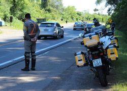 Viagem Segura de Dia das Mães fiscaliza quase 13 mil veículos