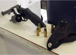 Homem é preso em Caxias com arma roubada em assalto a banco em Planalto
