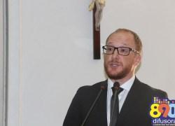 Scussel defende sondagem a população e diálogo sobre o UBER em Bento
