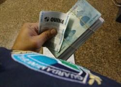 Idosa perde R$ 19 mil no conto do bilhete em Garibaldi