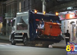 Depois de impasse em Bento, coleta de lixo é retomada no município