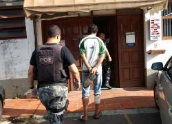 Brigada Militar captura foragido da justiça em Bento