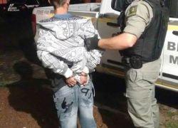 Brigada Militar de Canela prende dupla procurada pela justiça