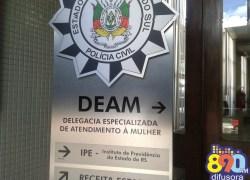 Novos casos de violência contra a mulher cresceram 54% em Bento