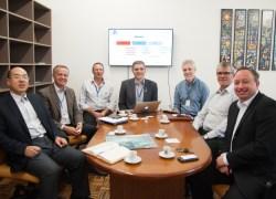 UCS e fabricante chinesa de caminhões alinham parceria no Brasil