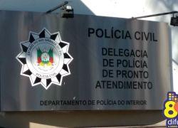 Bandido arromba e furta sede de entidade no bairro fenavinho em bento